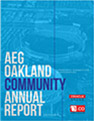 Thumbnail preview for 2012-13 AEG Oakland Community Annual Report