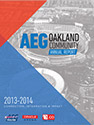 Thumbnail preview for 2013-14 AEG Oakland Community Annual Report